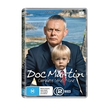 Doc Martin DVD Series