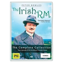 Irish R.M. - Complete DVD Collection