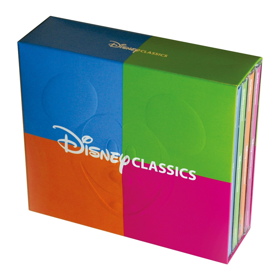 Disney Classics Box Set_0352896_0