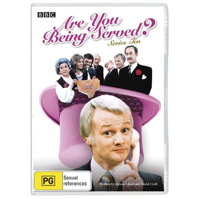Are You Being Served DVDs_MAYBS_5