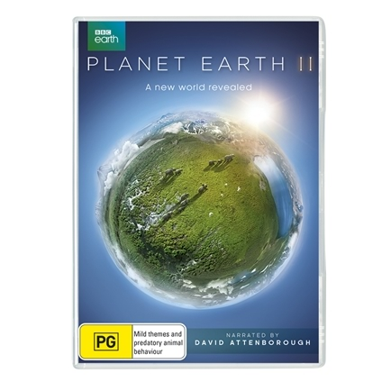 Planet Earth I & II