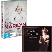 Marilyn Monroe - I Wanna Be Loved Collection