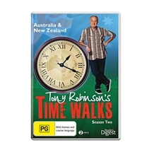 Tony Robinson's Time Walks - Season 2