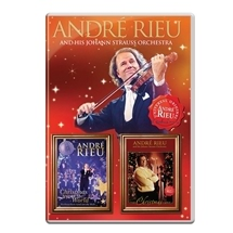 Andre Rieu Christmas Around the World Collection