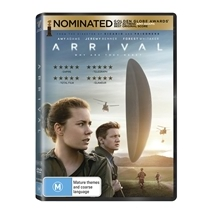 Arrival (2016) DVD