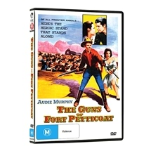 Audie Murphy - The Guns of Fort Petticoat