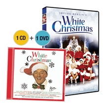 White Christmas CD/DVD Collection