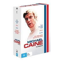 Michael Caine DVD Collection
