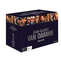 Jean-Claude Van Damme Collection (17 DVDs)