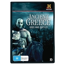 Ancient Greece - Gods and Battles