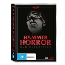 Hammer Horror - 10 Film Collection