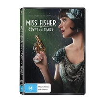 Miss Fisher & The Crypt of Tears