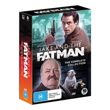 Jake and the Fatman Complete DVD Collection
