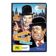 The Laurel & Hardy Collection