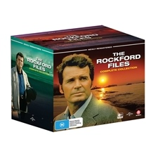 The Rockford Files - Complete Collection