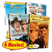 Classic Western DVD Collection