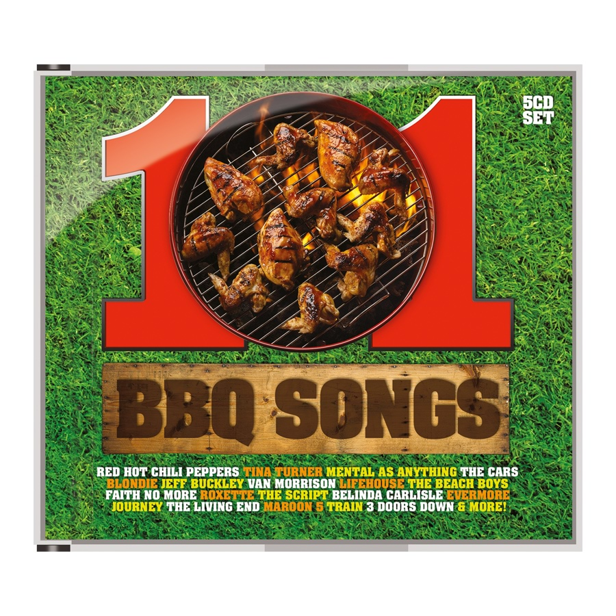 101 BBQ Songs_0353226_0