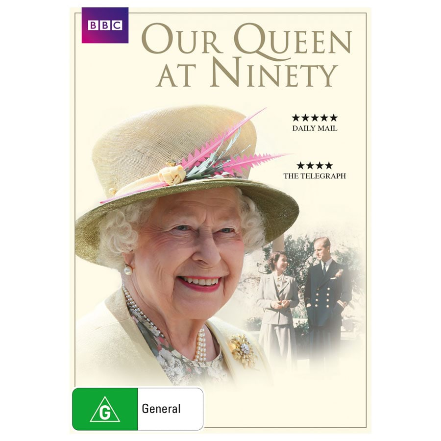 Our Queen at Ninety DVD_MQUEES_0