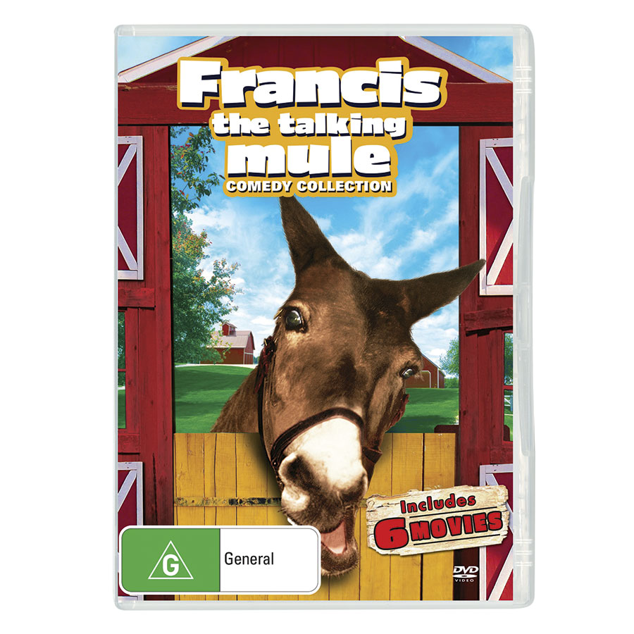 Francis The Talking Mule_MTALKM_1