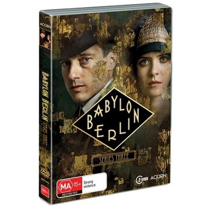 Babylon Berlin Staffel 2 Episodenguide