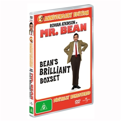 Bean's Brilliant Boxset
