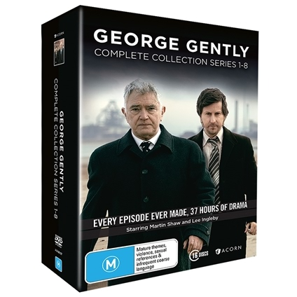 George Gently DVDs